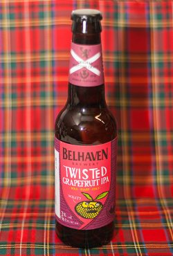 Belhaven — Twisted Grapefruit Ipa