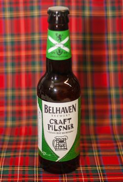 Belhaven — Craft Pilsner
