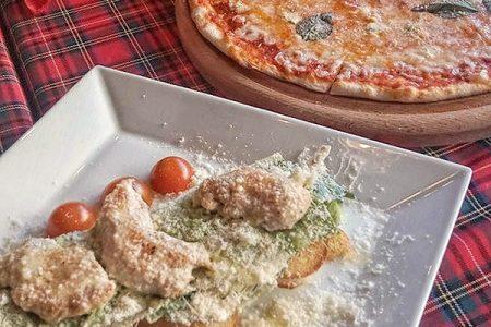 ORIGINAL Цезарь и пицца