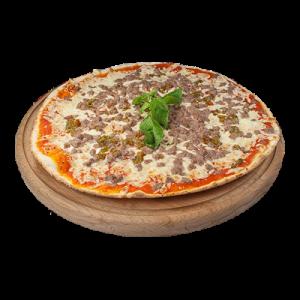 пицца мясная чили